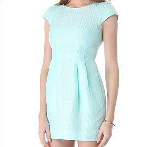 CLUB MONACO Daryl Pastel Mint Dress BodyCon (8)